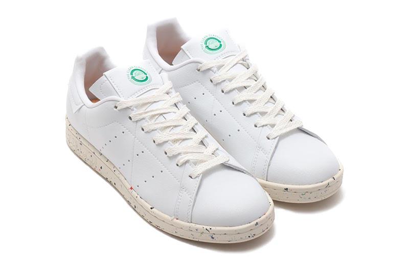 adidas,Superstar,Stan Smith,Th  adidas 销量王推出「环保版本」,细节设计暗藏玄机!