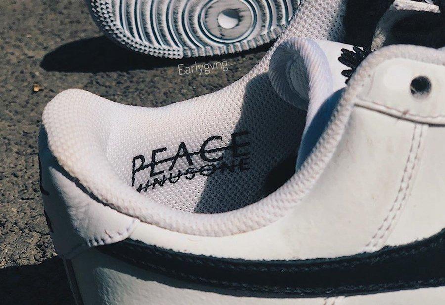 PEACEMINUSONE,Nike,Air Force 1  「权志龙 2.0」Air Force 1 实物细节曝光!传闻 9 月发售!