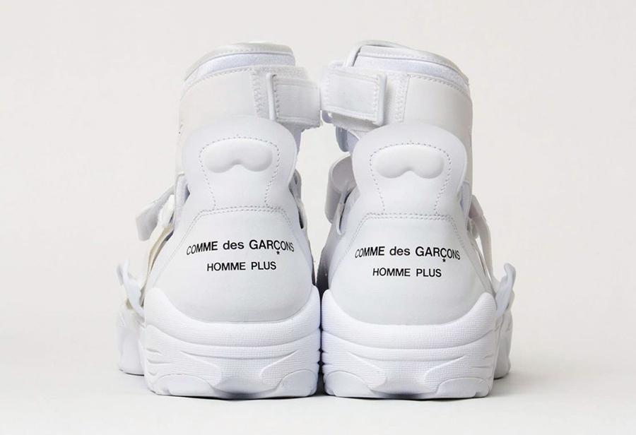 COMME des GARÇONS HOMME PLUS,N  CdG x Nike 联名新鞋曝光!依旧是拿手的高街范儿!