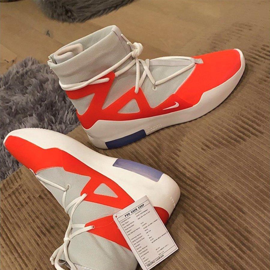 Nike,P.J.Tucker,Fear of God,Ni  全球仅 4 双?Fear of God 送鞋王塔克新鞋,看到名字惊了!