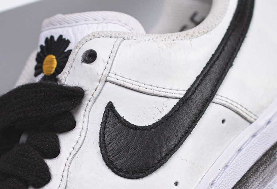 PEACEMINUSONE,Nike Air Force 1  距发售还有一个月?「权志龙 2.0」AF1 上脚效果来了!