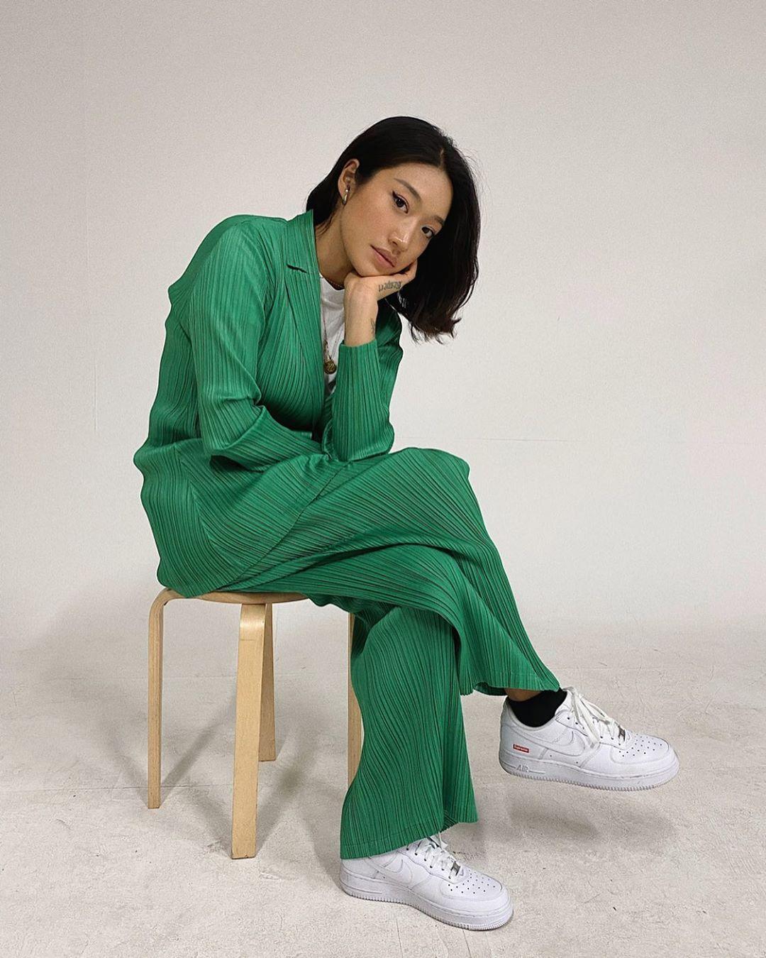 Peggy Gou,DJ Siena,明星  新晋 DJ 球鞋女神前凸后翘!抢尽 SODA 风头!你们都想看的又来了!