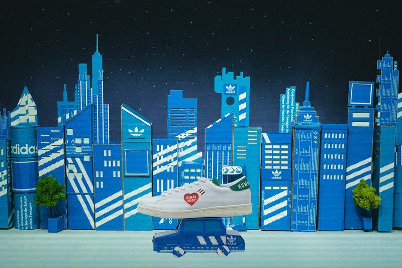 Human Made,adidas,发售  Human Made x adidas 全新系列完整曝光 !明日发售