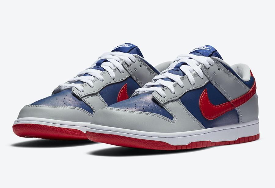 """Nike Dunk Low,Samba,CZ2667-400  苦等 19 年的稀有日本限定!Nike Dunk Low """"Samba"""" 即将发售!"""