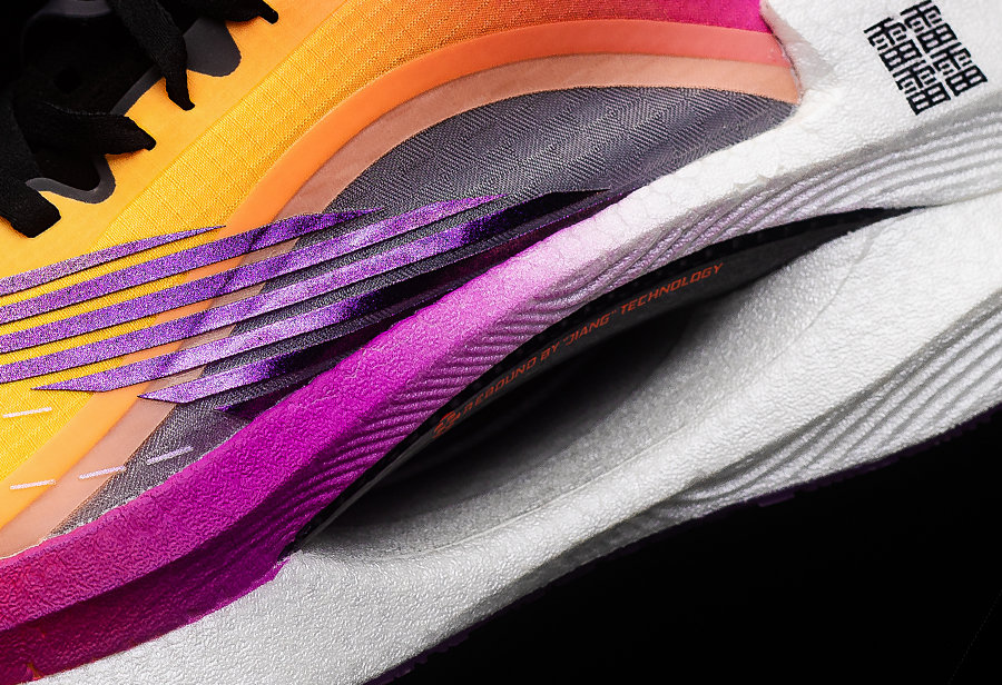 李宁,Li-Ning,绝影,䨻,弜  国产鞋敢卖 1699?!双缓震 + 双碳板!不但没人喷,还反手一个赞!