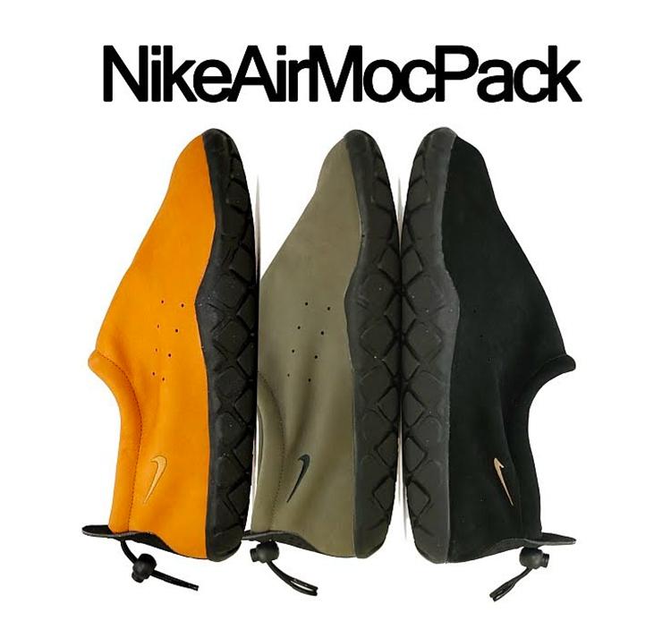 Nike,ACG Moc 3.0  山系机能风!全新 Nike ACG Moc 3.0 即将正式发售!