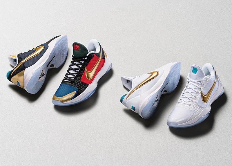 Nike,Kobe,Kobve 5 Protro,Undef  科比「曼巴周」发售详情曝光!除新联名,还有限量球衣!