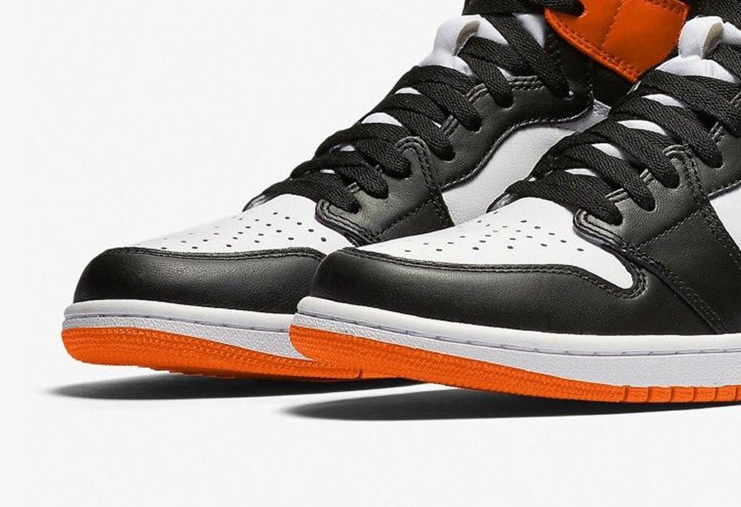 555088-180,AJ1,Air Jordan 1 555088-180 扣碎篮板 AJ1 又要来咯!这次居然还是「黑脚趾」!