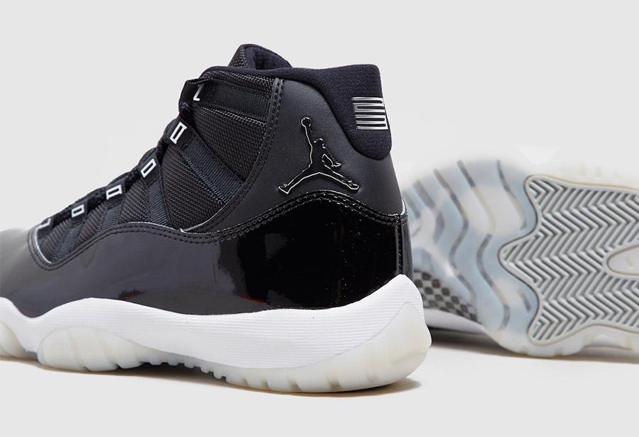 AJ11,Air Jordan 11,CT8012-011,  「大魔王 2.0」AJ11 全家族尺码曝光!鞋盒有点普通...