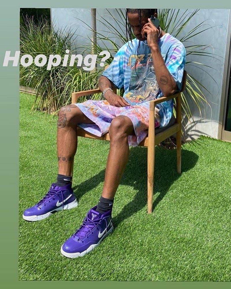 Nike,Kobe 5 Protro,5 Rings  科比下一款复刻配色曝光!元年五冠王 Kobe 5 即将发售!