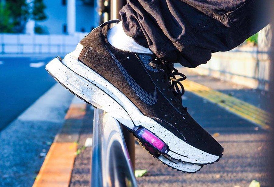 Nike Air Zoom-Type nike鞋中的小 sacai