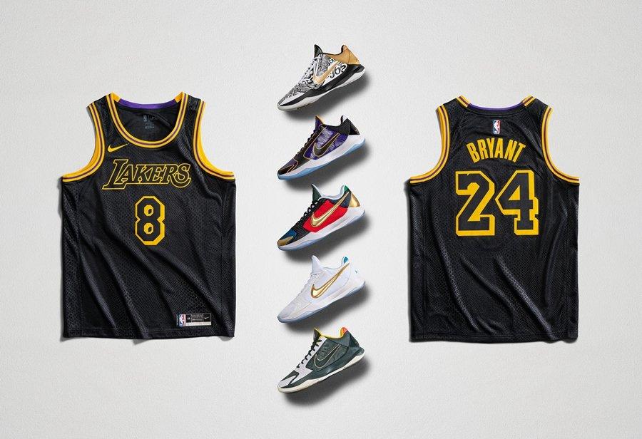 Nike Kyrie 6,Bruce Lee,CJ1290-  科比戰靴開始發售
