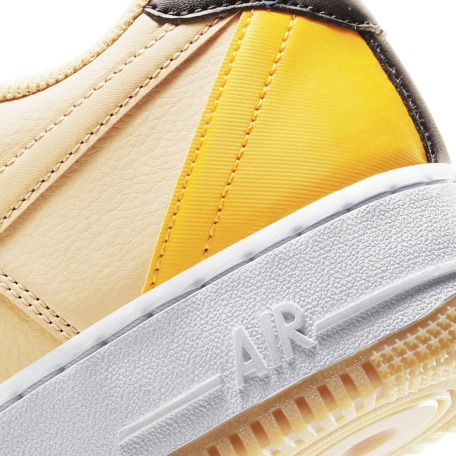 NBA,Nike,Air Force 1  NBA x Nike AF 1 官图曝光!不光钩子,就连 NBA Logo 都倒了!