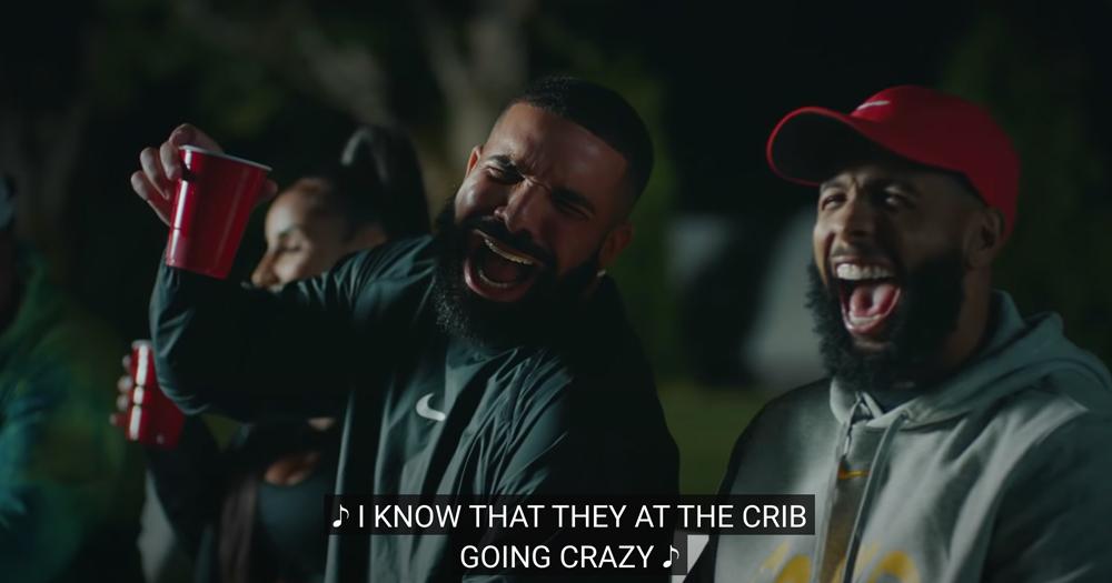 Nike,Drake,明星  Nike 为 Drake 打造全新系列!衣服、帽子我都爱了!