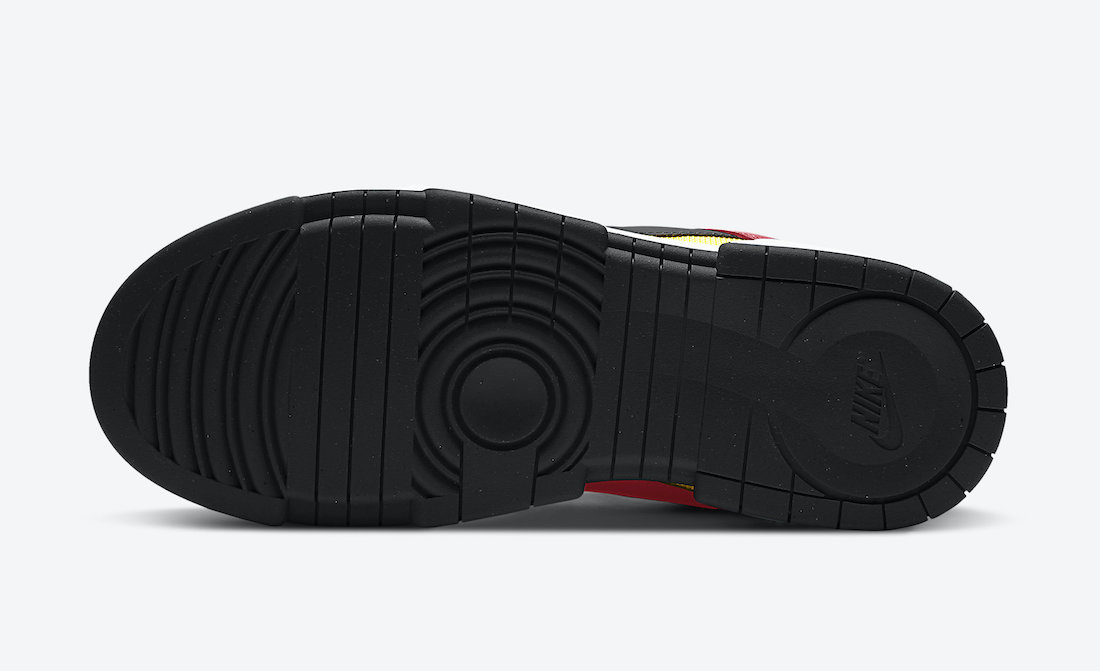 Dunk,Nike,CK6654-004  奥运五环配色!这款 Dunk 新鞋型你真得多留意!