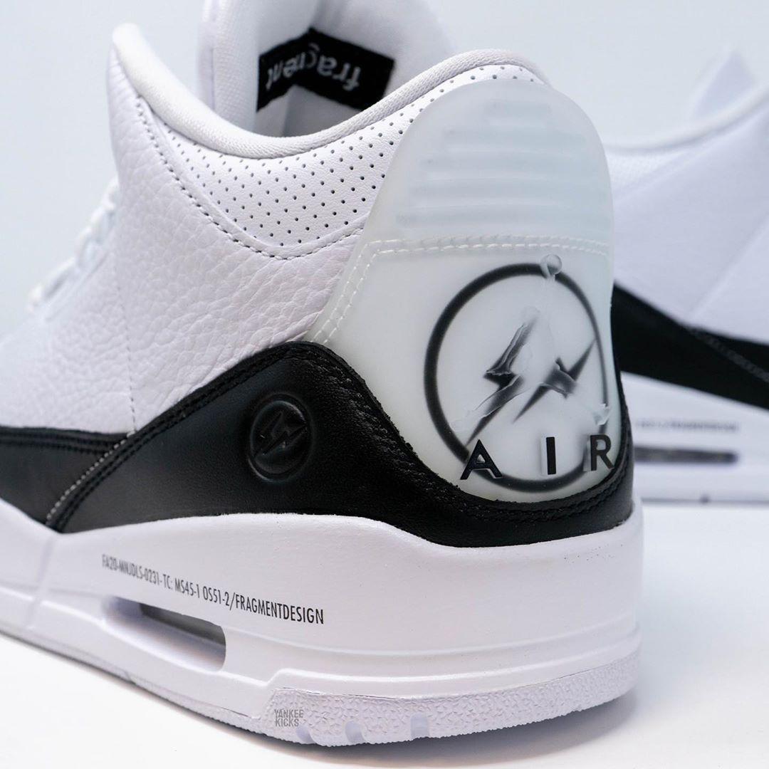 藤原浩,闪电,AJ3,Air Jordan 3,Fragme  下周发售!藤原浩 x AJ 完整服饰曝光!冲哪件选好了么?
