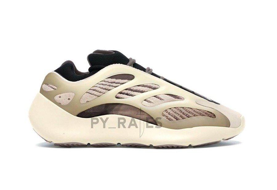 adidas,Yeezy,700 v3,450,450 Sl  「珍珠奶茶」Yeezy 700 V3 年底发售!Yeezy 450、新拖鞋都要来了!