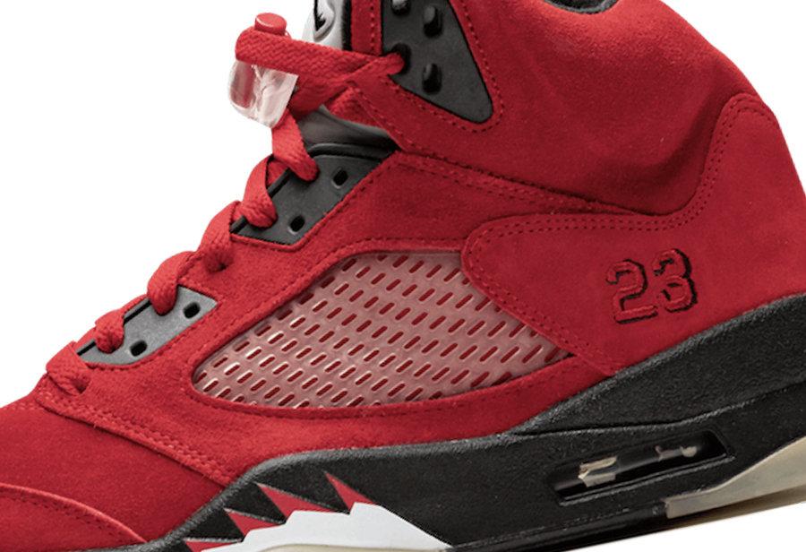 AJ5,Air Jordan 5,DD0587-600,发售  愤怒的公牛 AJ5 发售日期确定!现在开始攒钱吧!