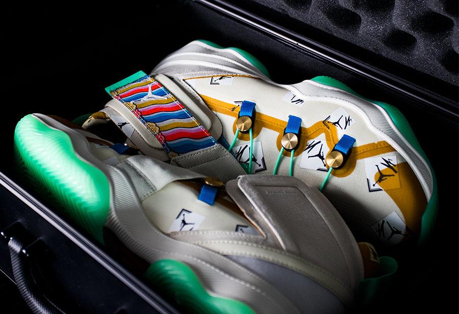 东单,AJNT23,Jordan  开箱限量四双的 Jordan 新鞋!只送不卖!
