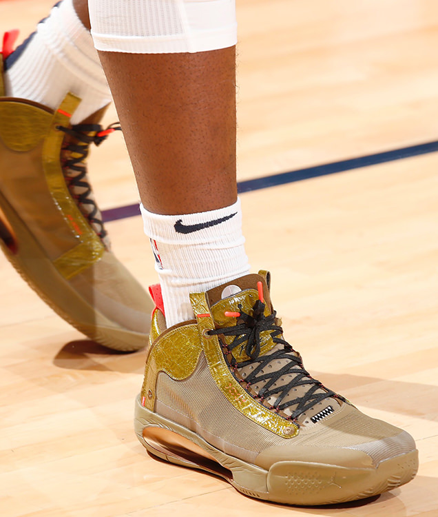 Jordan Z Code,Zion,明星  Zion 首款签名鞋来了!Jordan Z Code 明年春夏发售