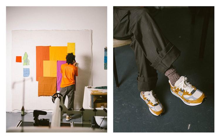 Packer Shoes,New Balance,992  New Balance 992 全新配色曝光!上脚效果太好看了吧!