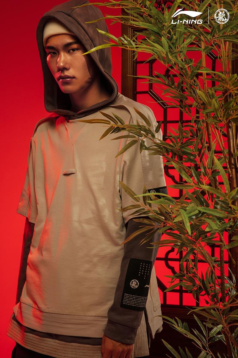 李宁 x 成龙联名刚刚上架!只有中国人才懂的设计,太帅了!