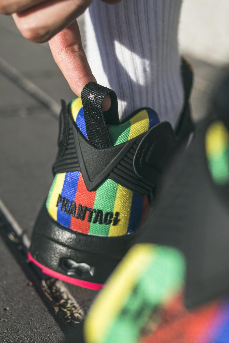 世界,第二,快,上,脚,周董送,我,一双,亲友,  世界第二快上脚!周董送我一双亲友限定新鞋!还透露了一个内幕…