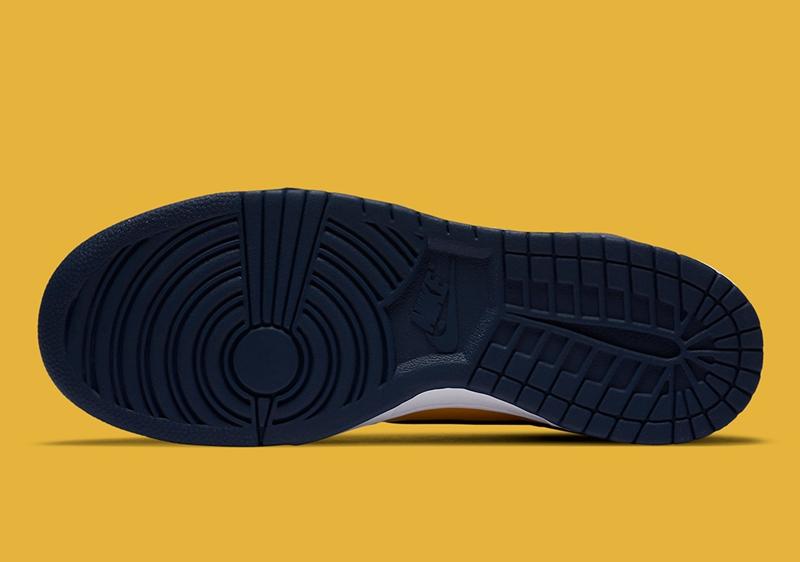 下一双要火的会是它?密西根 Nike Dunk Hi 月底即将复刻!