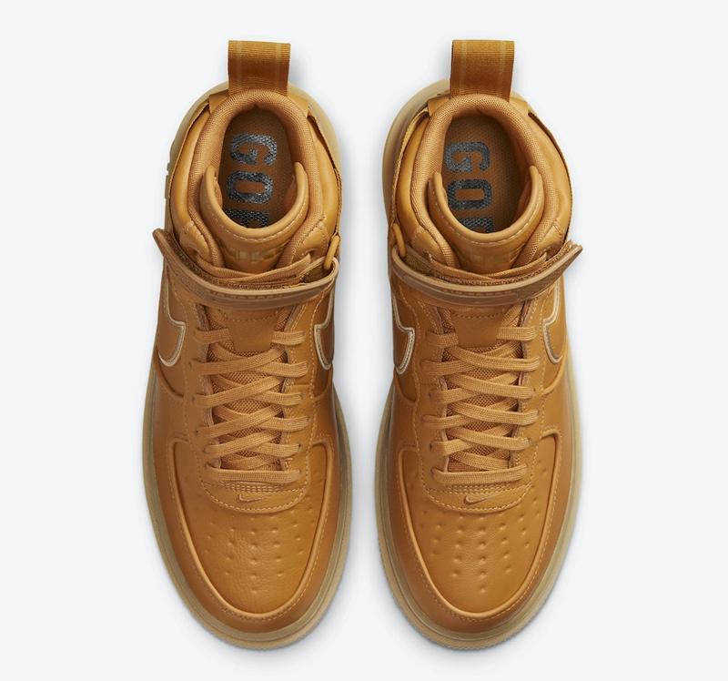 冬天只买一双鞋,就选它!Nike 大黄靴推出 Gore-Tex 新版本!