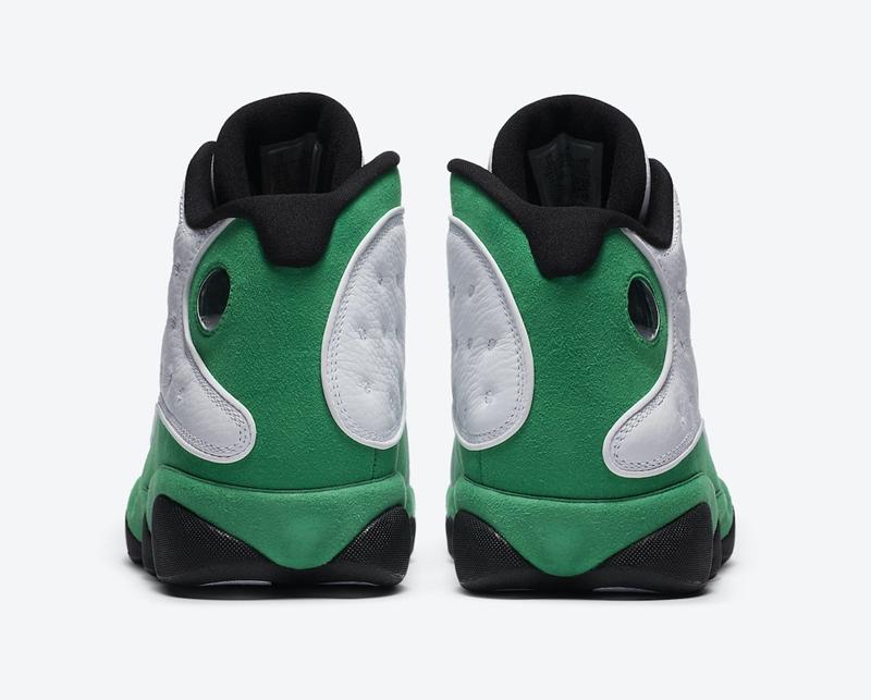 酷似雷·阿伦 PE 的 Air Jordan 13 月底发售!暗藏额外惊喜!