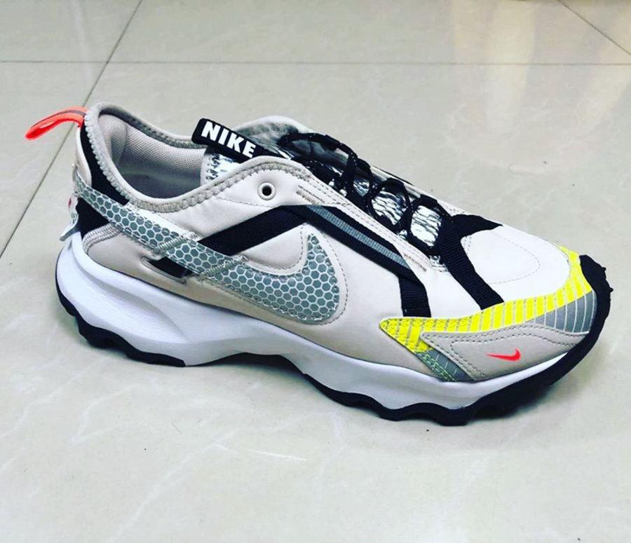 Nike,3M  3M x Nike 联名新鞋型曝光!越看还真有点上头!