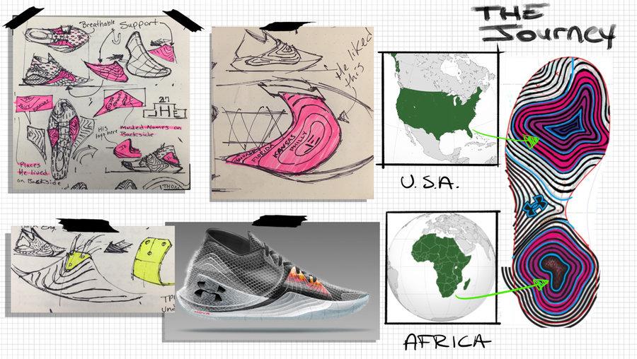 UA Embiid One  首款签名战靴!恩比德 UA Embiid One 即将发售!