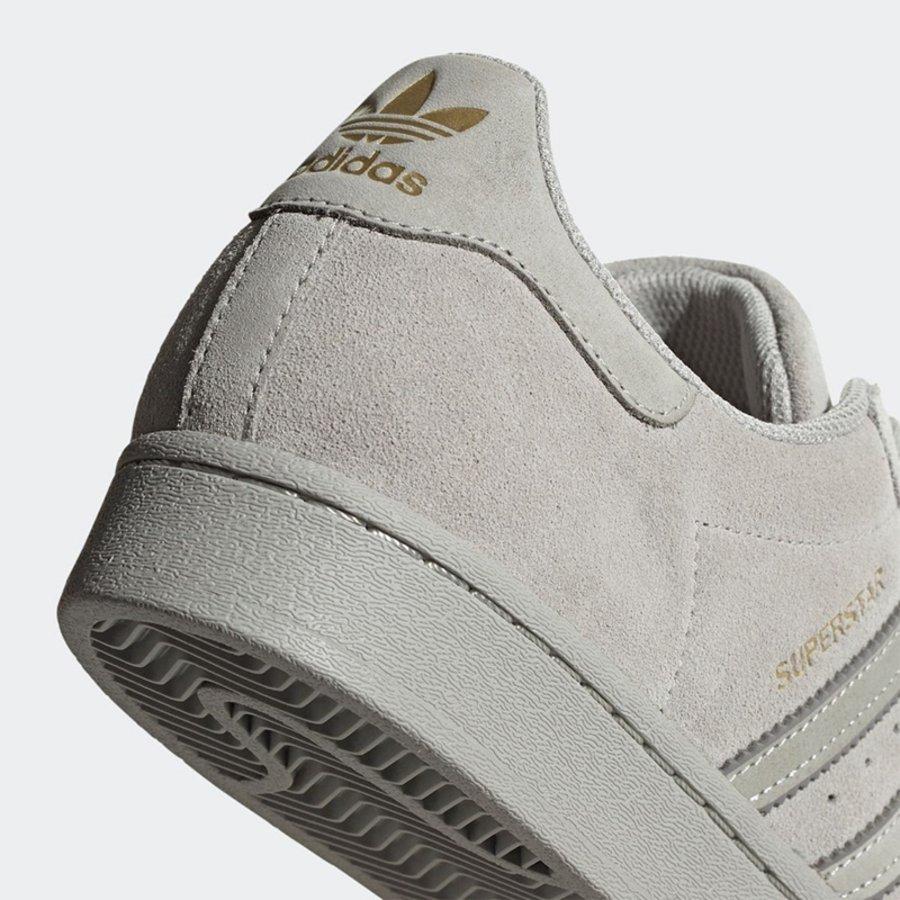全新麂皮 adidas Superstar 贝壳头官图释出!预计年底发售!