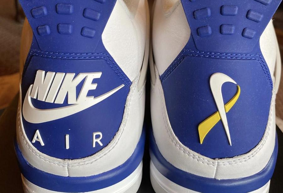 Jordan Brand,Make-A-Wish,AJ4,P  鞋迷梦想成真!参观 Nike 总部,打造全球仅四双的 AJ4!