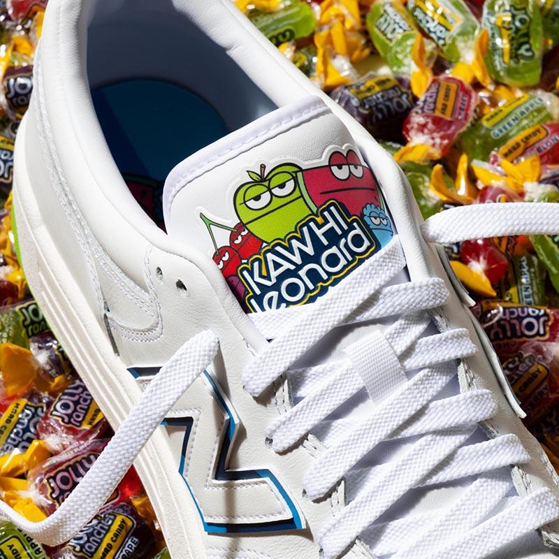 还有隐藏款?伦纳德「水果软糖」联名即将发售!
