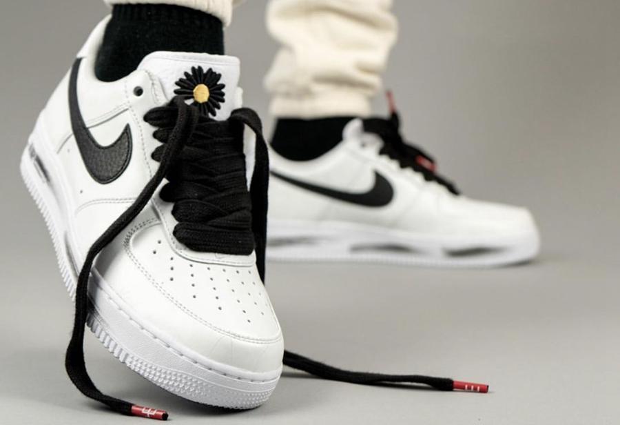 PEACEMINUSONE,Nike,AF1,Air For  延期发售!权志龙 x AF1 2.0 实物上脚效果真香,可以攒钱了!