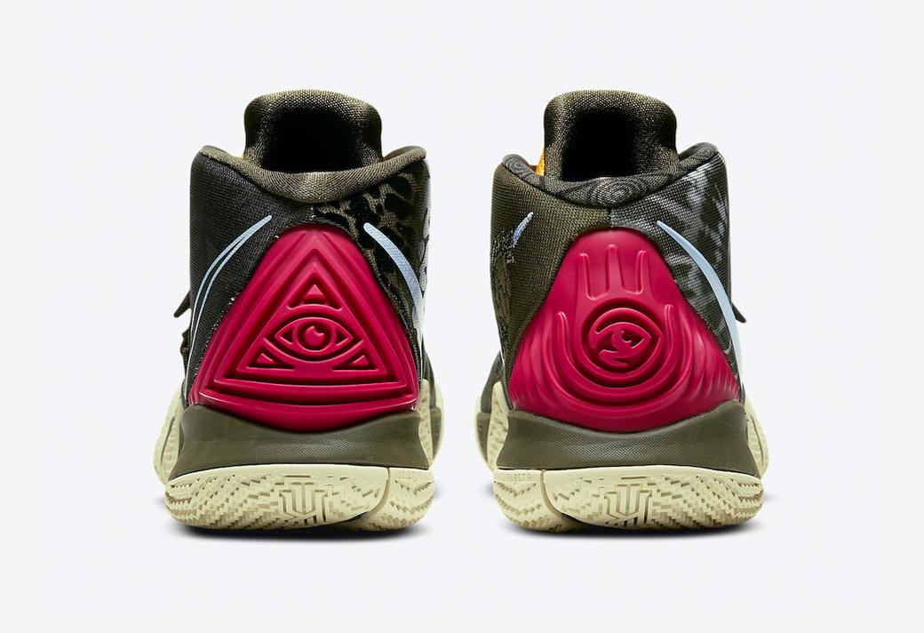 CQ9323-300,Kybrid S2,Nike CQ9323-300 耐看耐脏!Nike Kybrid S2 迎来 What The 混合配色!