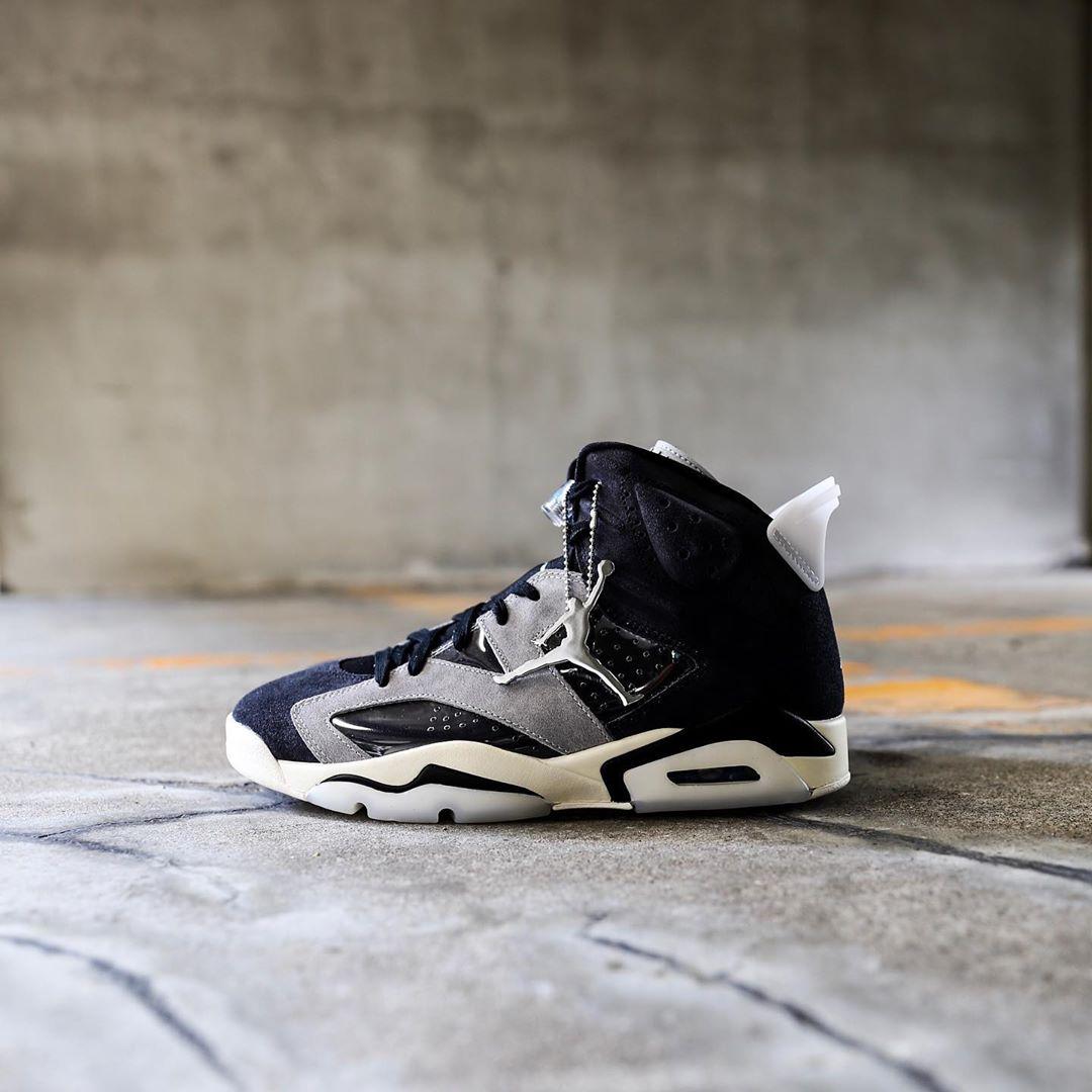 Air Jordan 6,AJ6,CK6635-001,发售  最近 AJ 玩起透明设计!接下来这双 Air Jordan 6 太帅了!