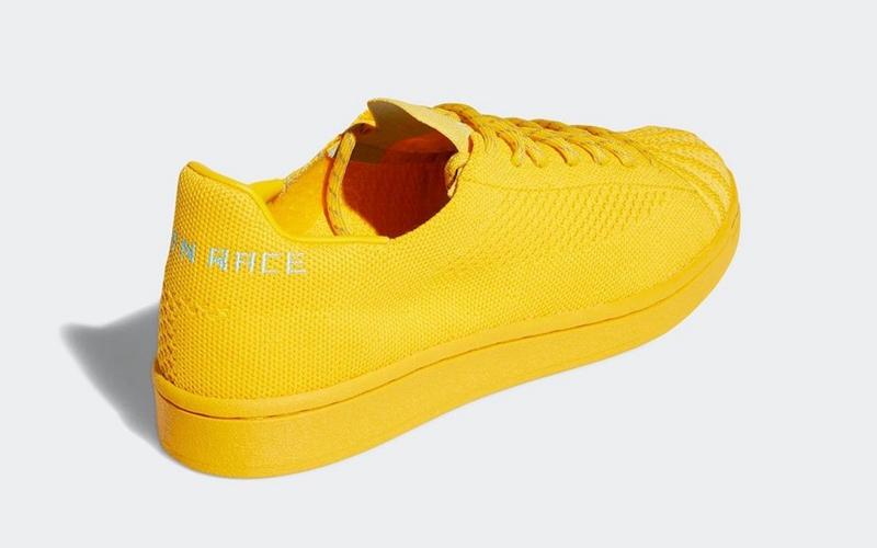 Pharrell,S42930,S42926,S42929,  菲董最爱的多彩纯色!Superstar 新联名即将发售!