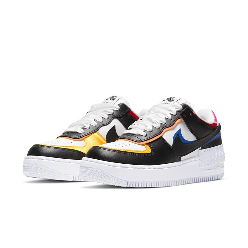 Air Force 1 Shadow,Nike  sacai 联名既视感!这双 AF1 新品有点酷!