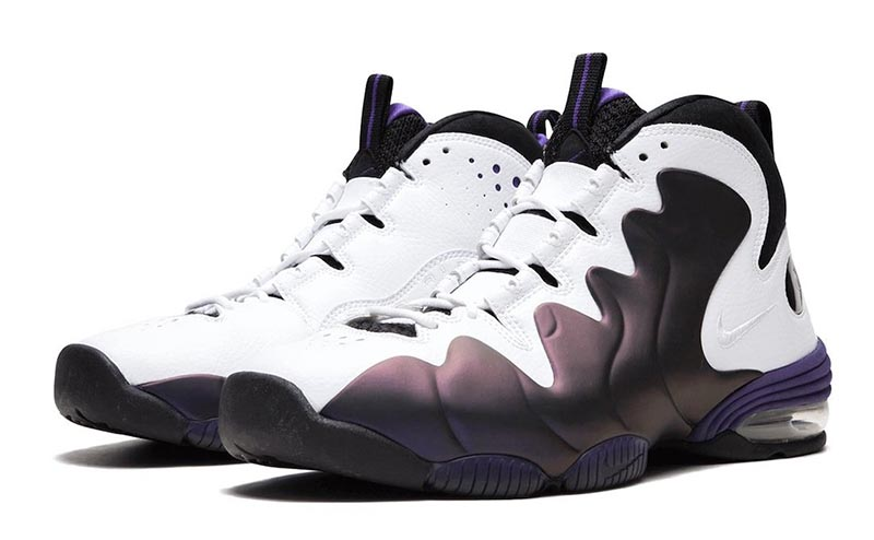 Nike,哈达威,Air Penny 3,Eggplant,  几乎囊括 Nike 最强科技!Nike Air Penny 3 即将复刻!