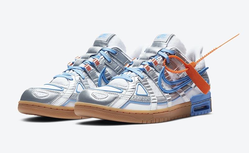 CU6015-001/CU6015-700/CU6015-1  SNKRS 上架预告!OW x Nike 国庆发售,官图曝光!