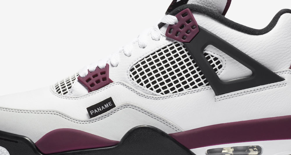 AJ4,Air Jordan 4,CZ5624-100  國內官網上架大巴黎 AJ4!國慶后發售!