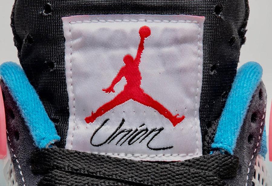 Union,Air Jordan 4,AJ4,發售,DA19  國內登記已開啟!Union x AJ4 不會推遲!后天發售!