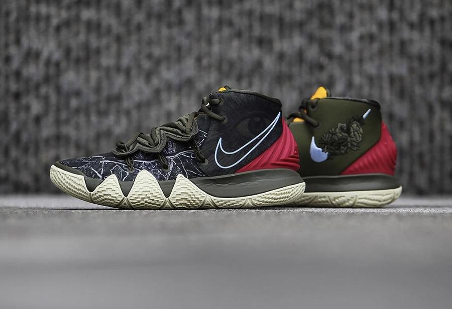 Kybrid S2,Nike,CQ9323-300  融合三代欧文经典元素!Kybrid S2 还有暗色 What The 配色!