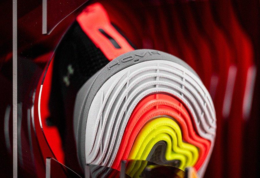 恩比德,Under Armour,UA Embiid One  高端禮盒帶編號!這雙「簽名鞋」初代就頂配!