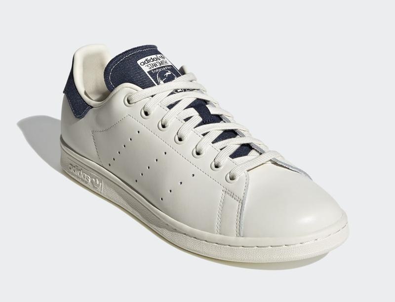 adidas,Stan Smith,Denim,FW4424  單寧細節點綴!全新配色 adidas Stan Smith 即將發售!