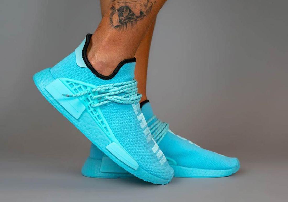 adidas,Hu NMD,菲董,發售,GY0089,GY0  亮眼彩色設計!三款菲董 Hu NMD 新配色上腳圖釋出