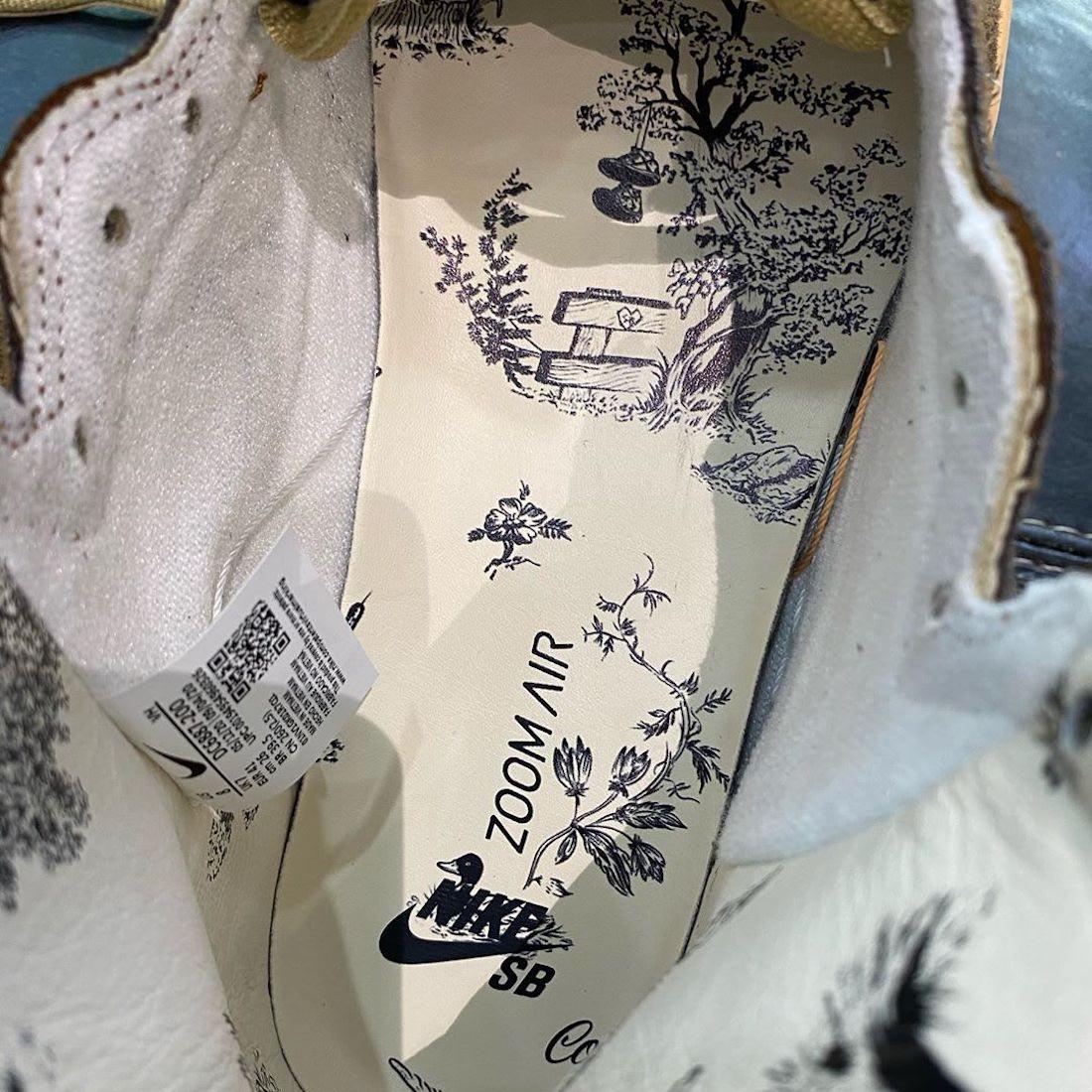 又有联名新鞋!这双 Concepts x SB Dunk 细节超多!