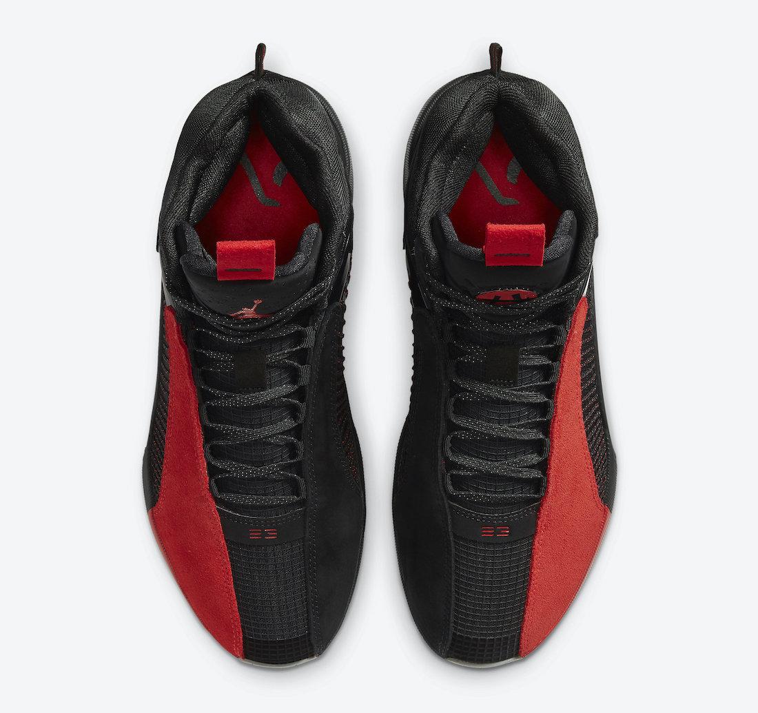 帅气的黑红配色来了!武士配色 AJ35 即将发售
